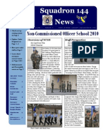 Squadron 144 News - November 2010