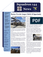 Squadron 144 News - December 2011