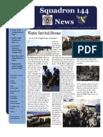 Squadron 144 News - March 2011