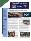 Squadron 144 News - October 2011