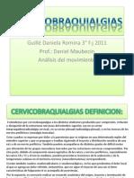 Cervicobraquialgias daniela[1]
