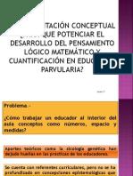 Sesión 11 Fundamentos conceptuales resumen