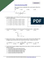 Latihan Ujian Nasional Fisika SMA