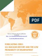 Forecasting Zero