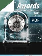 Awards of Distinction 2011