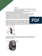 Manual de Despiece y Reparacion Del Alternador