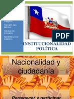 Organización y participación Política