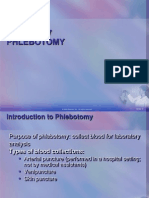 Edited for Class Phlebotomy