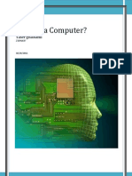 Is Brain a Computer