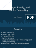 Family and Couples Counseling