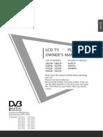 LG 50PC55 User Manual