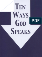 Ten Ways God Speaks - Walker