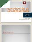 Planificacion de Las Operaciones Sesion 6