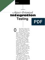 OOIntegrationTesting