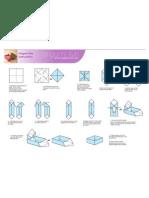 Origami Box Print