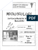 micro 8 and 9 Summary