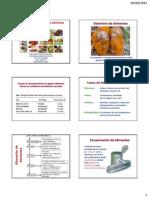 Metodos de Preservacion de Alimentos