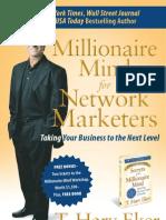 Millionaire Mind for Network Merketers