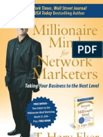 Millionaire Mind for Network Merketers