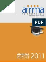 Amma Foundation Annual Report