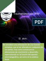 Traumatismos Del ATM