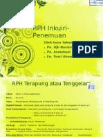 RPH Inkuiri-Penemuan Show
