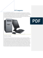 Classification of Computer Pc