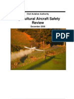 Ag Aircraft Safety Review Complete