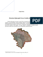 Structura Episcopiei Greco-catolice de Lugoj