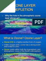 Ozone Depletion Chandu