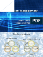 Career Development&Succession Planning