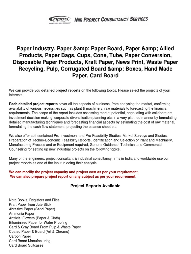 Paper bag manufacturing process - Paper Bag Manufacturing Process 21