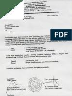 Dody Firmanda 2011 - Strategi Peningkatan Reakreditasi IPDSA FK UNSRI 24 Desember 2011