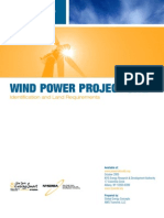 Wind Power Project_Land Requirement
