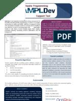 AMPLDev - SAMPL V0.3