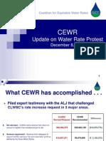 CEWR Presentation Dec 2011