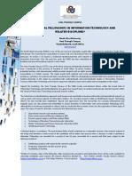 Information Technology 150311