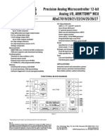 ADuC702x a Draft