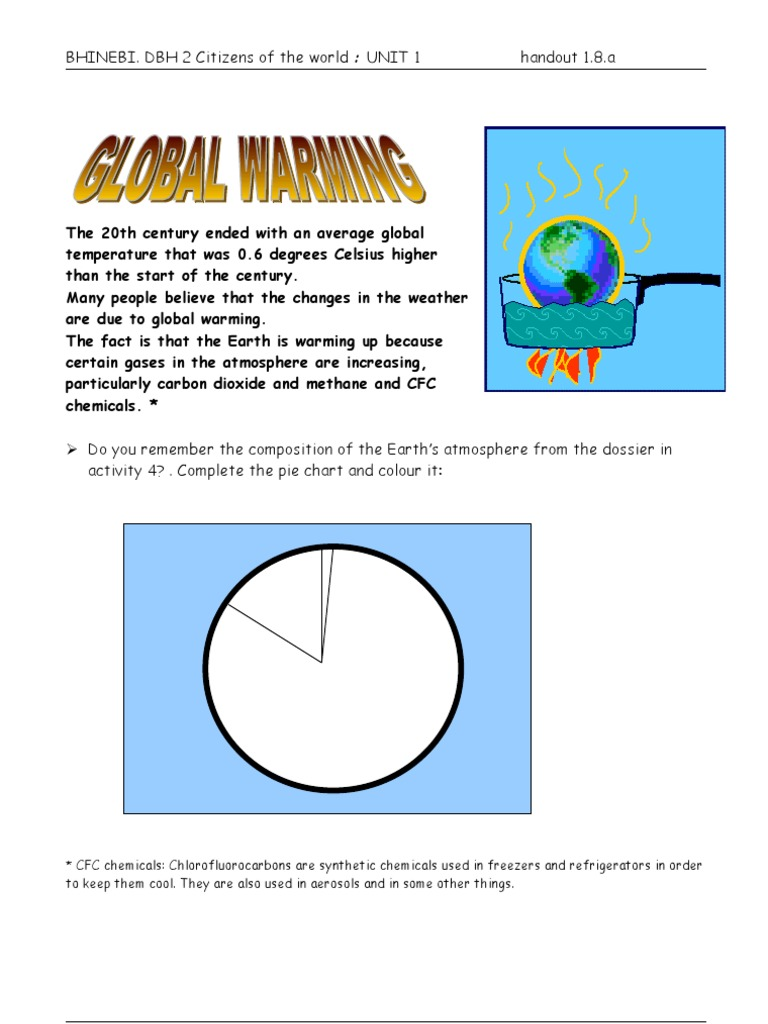 Handout 18 a global warming greenhouse effect atmosphere of earth ccuart Choice Image