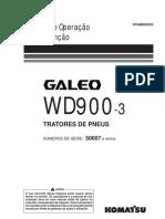 Komatsu WD900-3 Manual de Operación y Mantenimiento KPAM000203