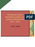 Program Kerja Madrasah