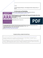 Journal of Intervention and Statebuilding-Duffield_Risk Management & the Fortified Aid Compounds - 2010