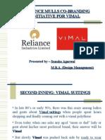 Co Branding Reliance