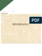 Entomologi Parasitologi