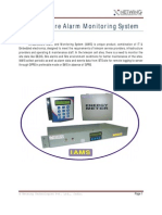Alarm Monitoring Equipment IAMS