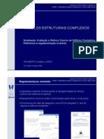 Comparação EC8-3, Reg Italiano e Reg Americana