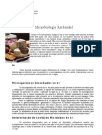 Apostila Microbiologia Ambiental Parte 1