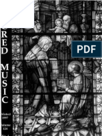 Sacred Music, 124.4,Winter 1997; The Journal of the Church Music Association of America