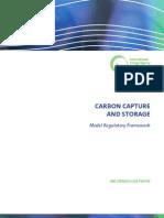 Carbon Capture Storage