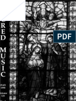 Sacred Music, 125.3, Fall 1998; The Journal of the Church Music Association of America